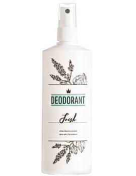 déodorant sans sel d'aluminum