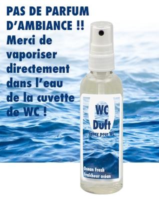 déodorant wc marine