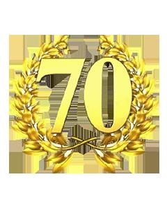 marque de confiance depuis plus de 70 ans
